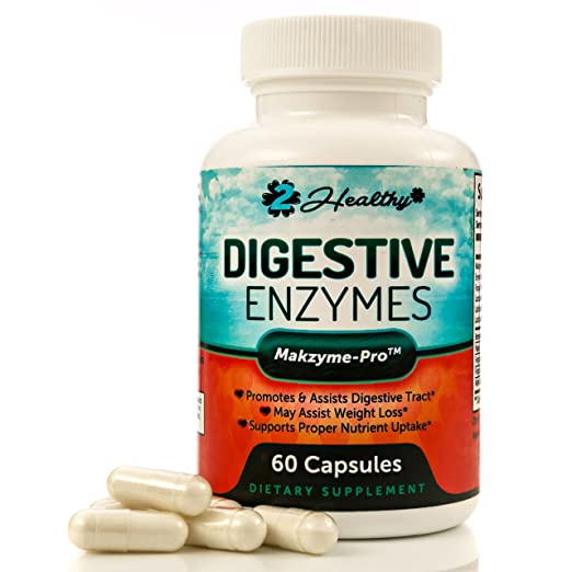 Amazon.com: Premium enzimas digestivas con Probióticos ...