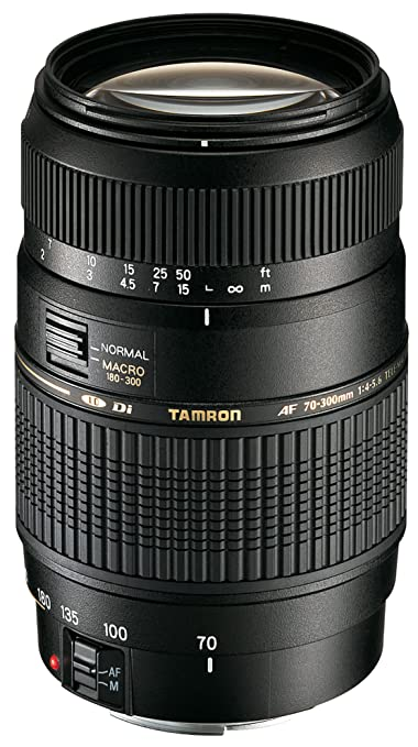 Review Tamron Auto Focus 70-300mm