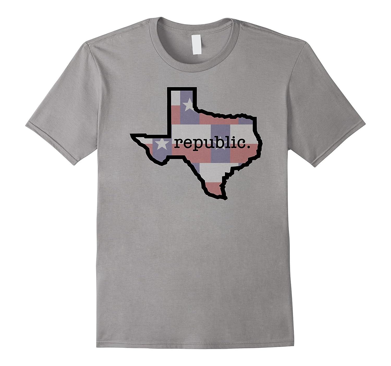 Republic of Texas Shirt-Art