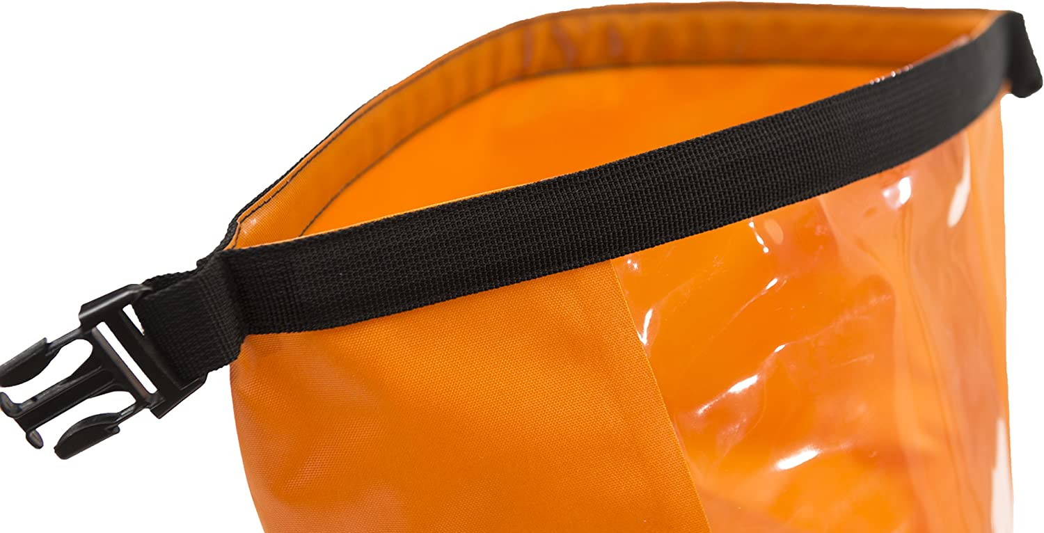 World Famous Sports Waterproof Dry Bag with Window