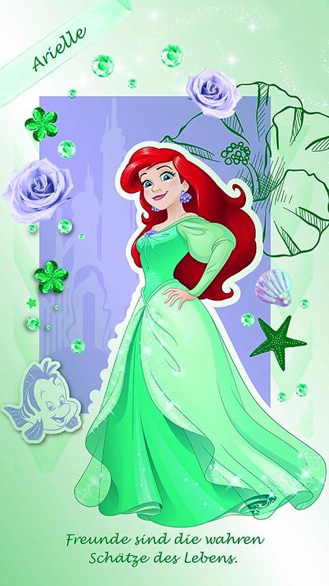 ディズニー 『リトル・マーメイド』アリエル(Ariel) XFVGA(480×854)壁紙画像