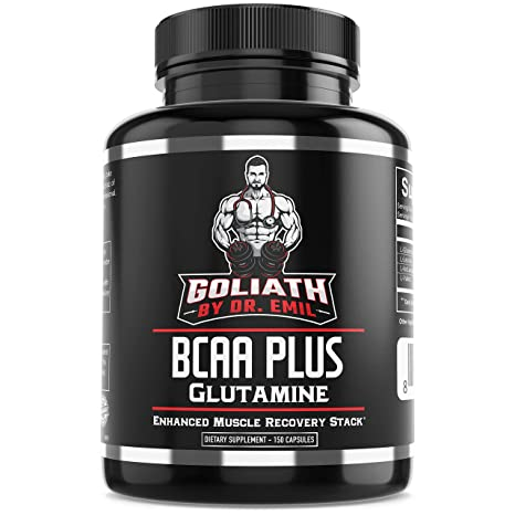 bcaa glutamine capsules