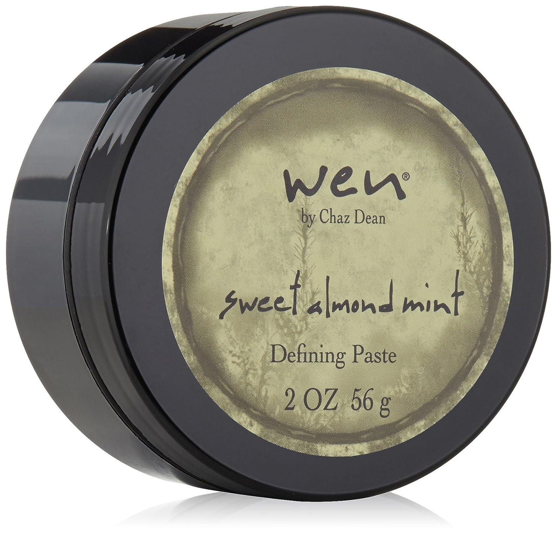 WEN by Chaz Dean Sweet Almond Mint Defining Paste, 2 Oz