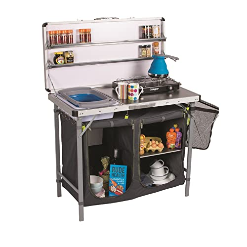kampa chieftain portable camping kitchen - Camping Kitchen