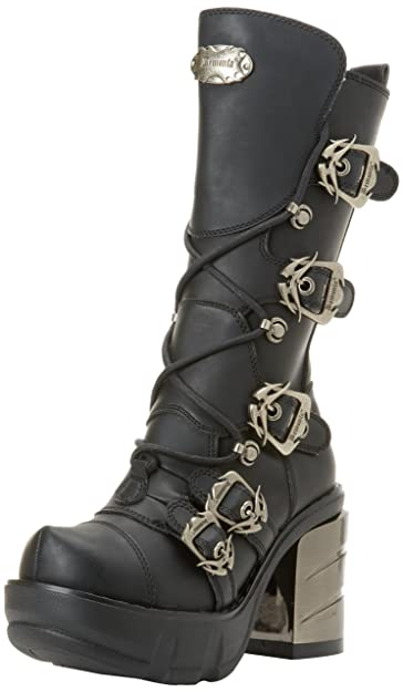 Chaussures Demonia Sinister noires femme yCDcyzcD