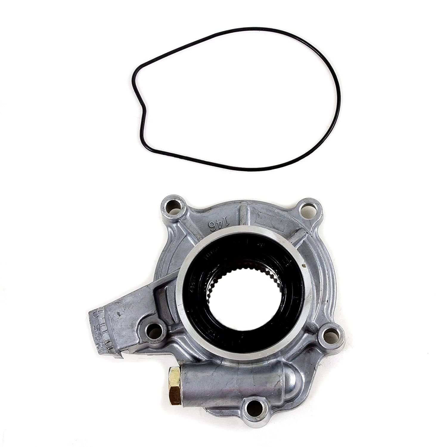 with Timing Cover 2 Heavy Duty Metal Guide Rails /& Graphite Head Gasket // 85-95 Toyota 2.4L 4Runner Pickup Celica SOHC Engine 22RE 22REC NEW TK10120TCWPOPHGG Timing Chain Kit Water Pump