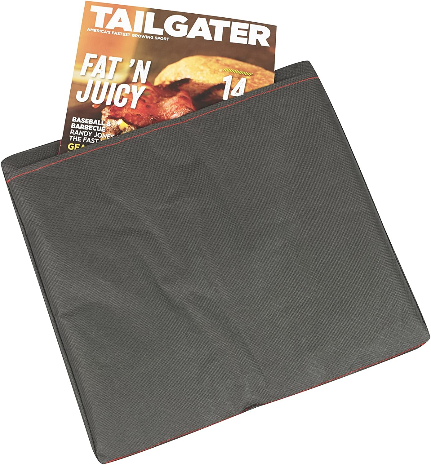 Tailgaterz Take-Out Seat Steel Chair, Game Day Graphite: Amazon.co