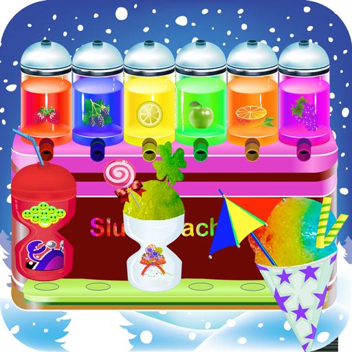 Slush Ice Maker (Burger Maker Delux)