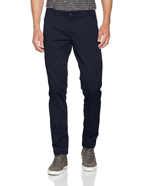 Jeans, Vaqueros Tapered para Hombre, Marrón (Brown 8427,Braun), 36W x 32L s.Oliver Black Label