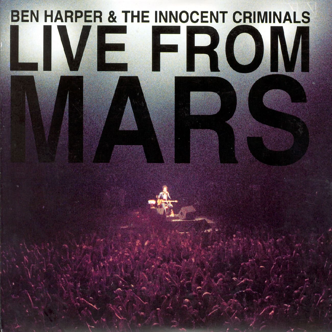 Live from Mars [Vinyl] by EMI MKTG