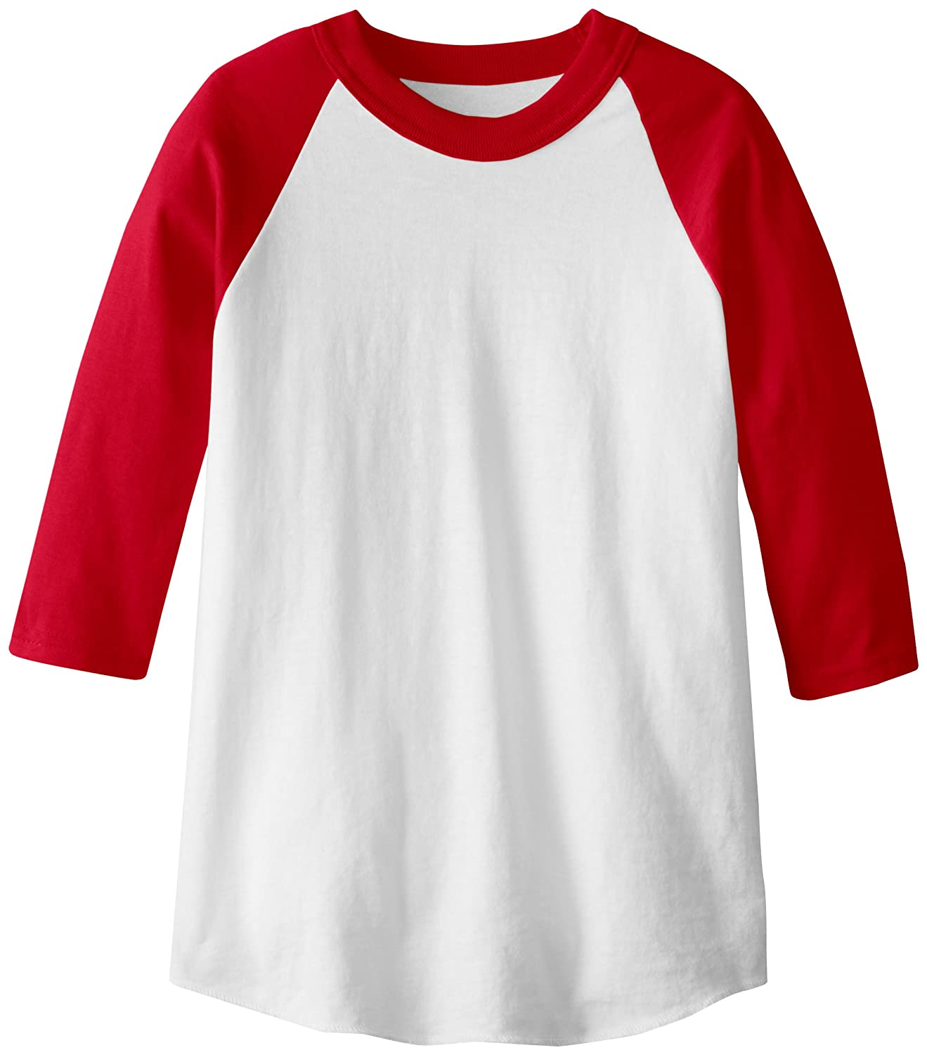 MJ Soffe Kid's 3/4 Sleeve Baseball Jersey
