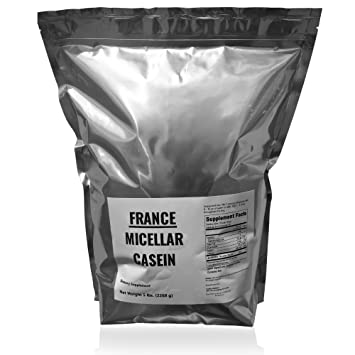 Soy free casein protein powder