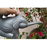 Trusted Buddy Cute Baby Elephant Watering Can