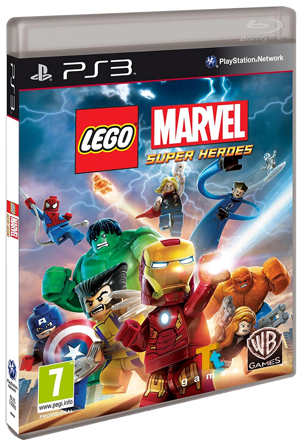 marvel lego on ps3