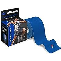 Target Tape Rollo Kinesiológica, color Azul,1 unidad