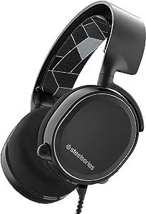 SteelSeries Arctis 3 All-Platform Gaming Headset - Black (Discontinued by Manufacturer)