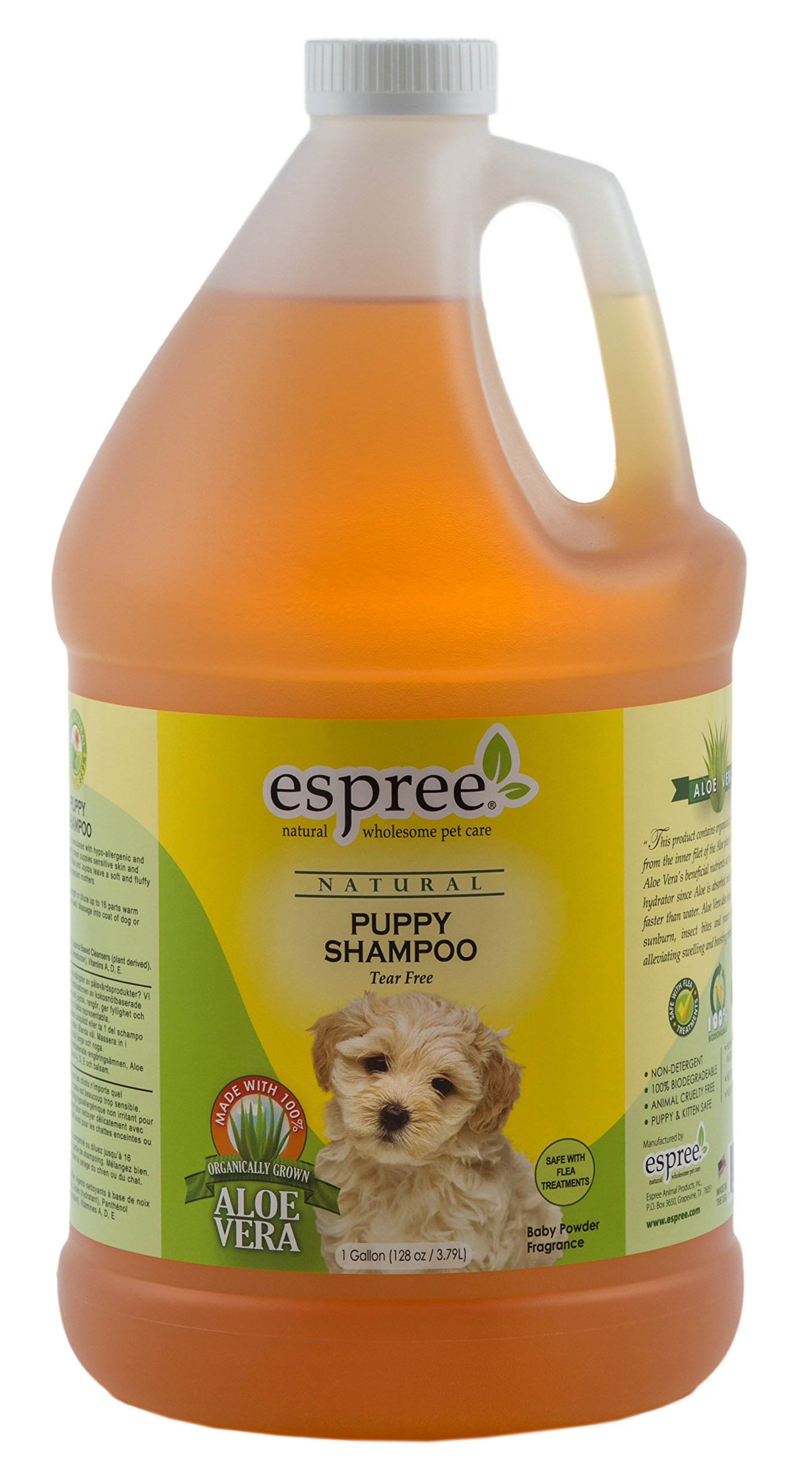 Espree Puppy Shampoo, 1 Gallon