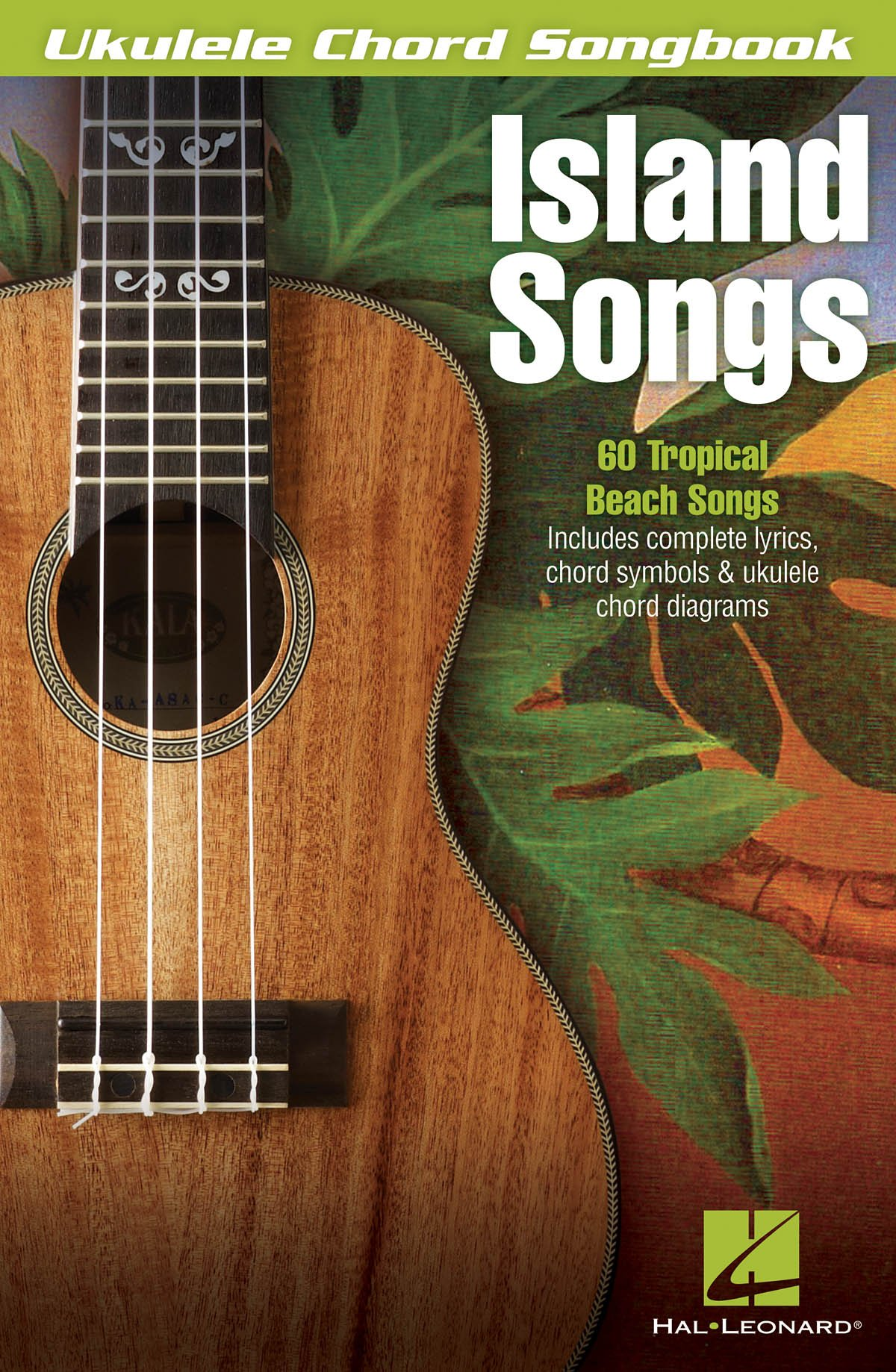 Amazon Hal Leonard Island Songs Ukulele Chord Songbook