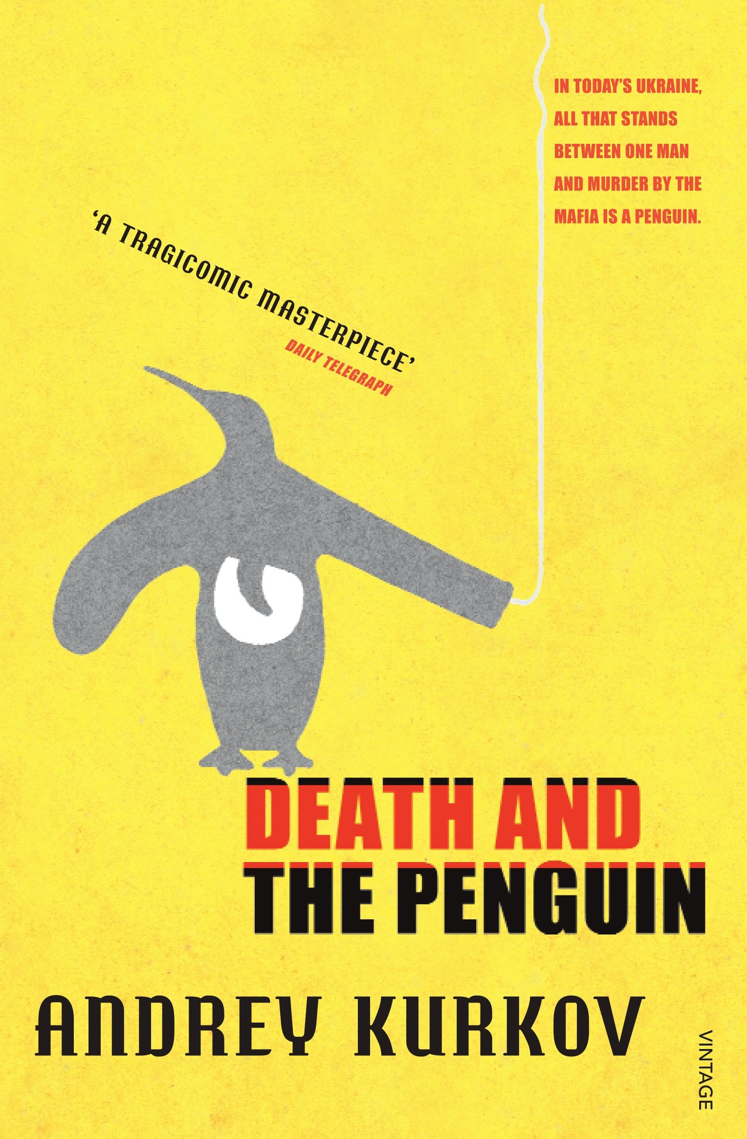 Death And The Penguin  Panther