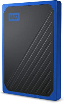Western Digital My Passport 500GB USB 3.0 Portable Solid State Drive