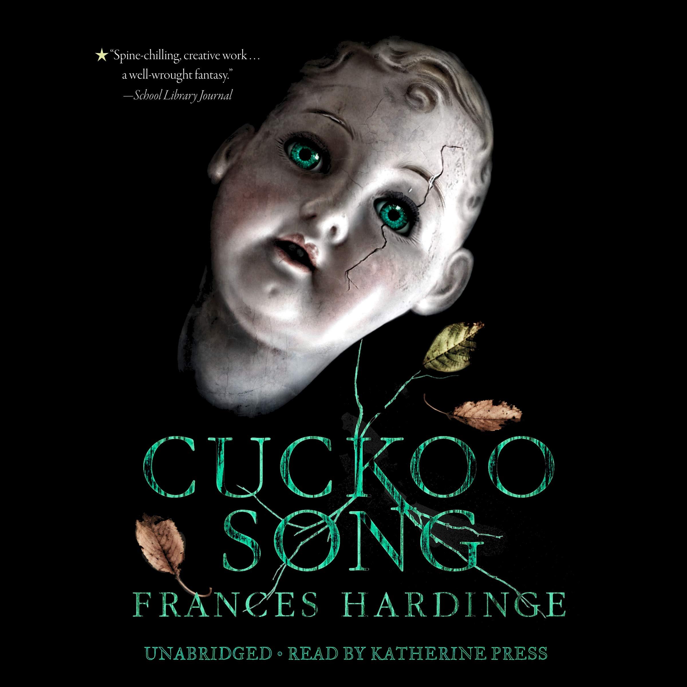 Amazon Com Cuckoo Song 9781094085913 Frances Hardinge Books
