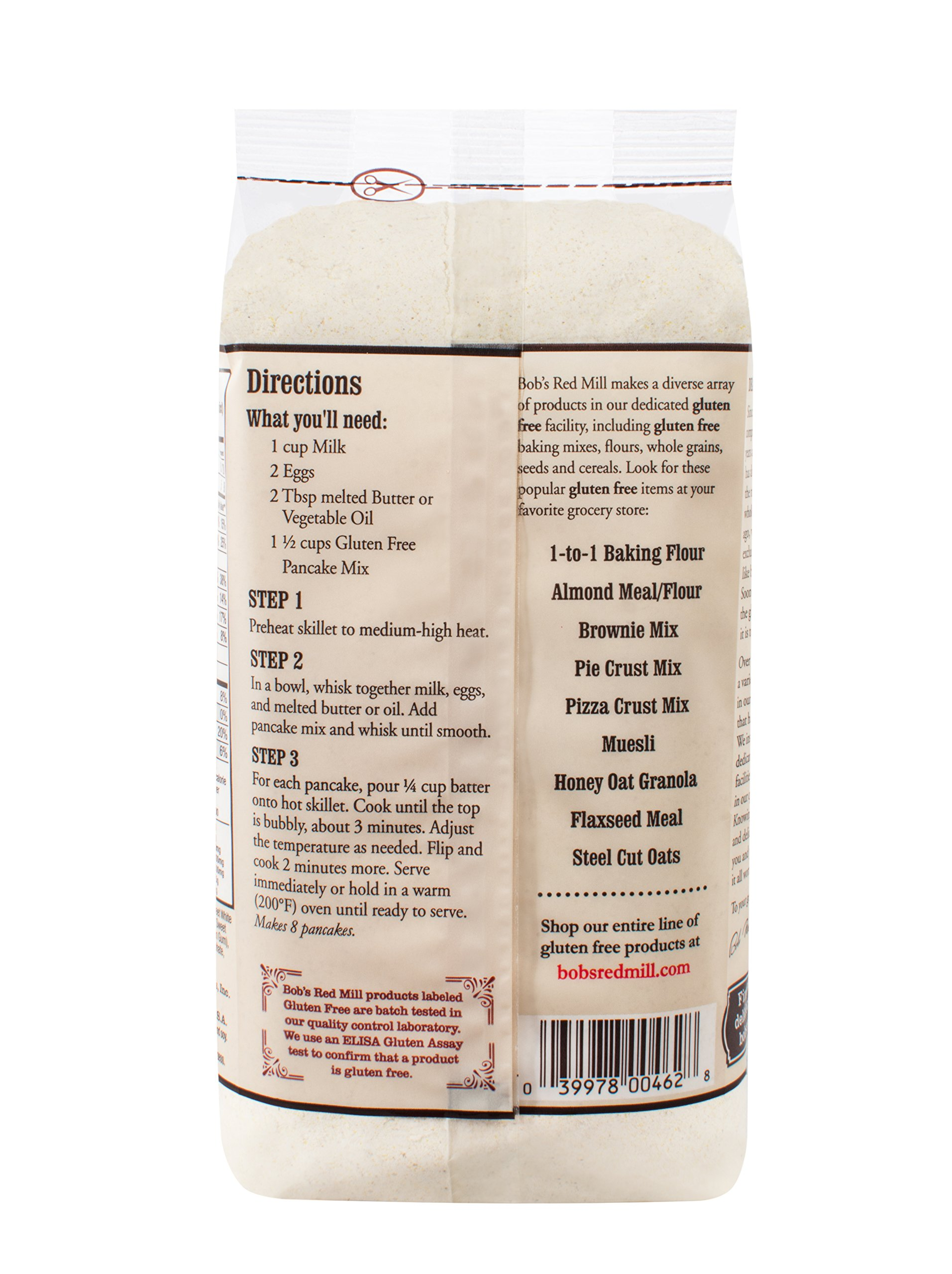 Bob's Red Mill, Pancake Mix, 22 oz by Bob's Red Mill (Image #3)