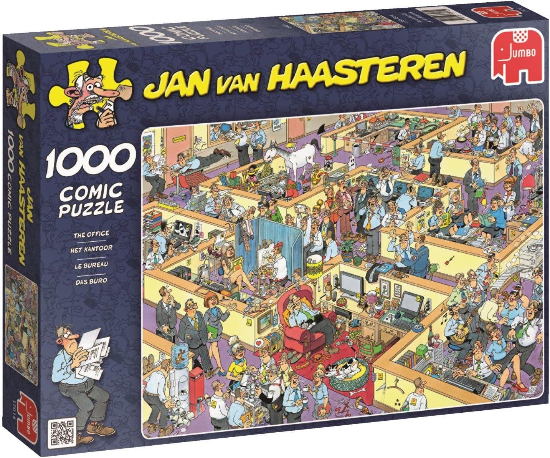 Jumbo Jan Van Haasteren The Office Jigsaw Puzzle (1000 Piece)