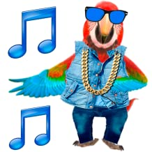 Dancing Talking Parrot