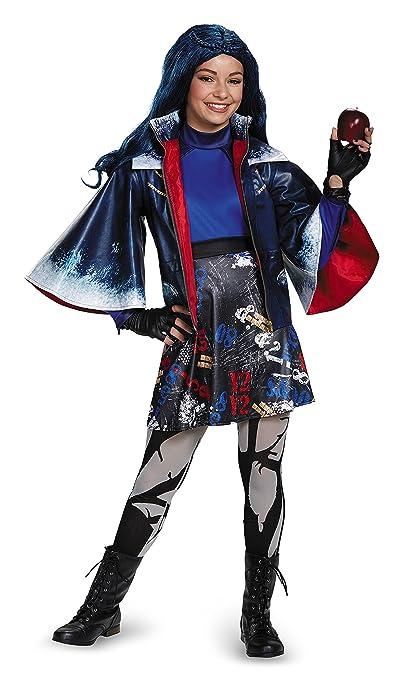 Disguise Evie Prestige Descendants Disney Costume, X-Large/14-16