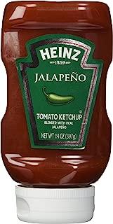 product image for Heinz Ketchup Jalpeno, 14 oz