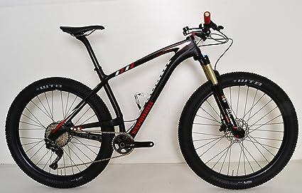 "8e475e7b6a2 Stradalli Full Carbon Hardtail Mountain Bike 650b + Plus 27.5"" MTB  Shimano XT M8000."