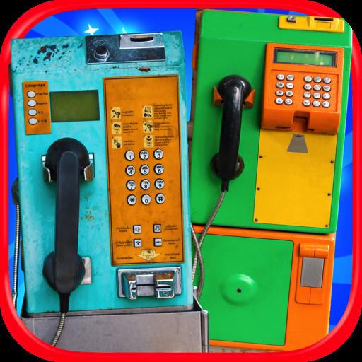 (Payphone Simulator 2 - Retro Pay Phones, Rotary Phones & 1980s Public Phone FREE)