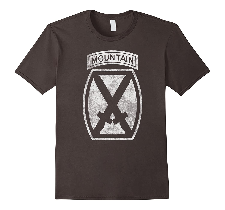 10th Mountain Division Veteran T Shirt - Men Women Kid-FL