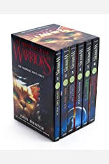 Warriors Box Set: Volumes 1 to 6: The Complete First Series (Warriors: The Prophecies Begin) Paperback