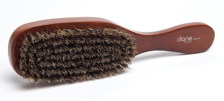 Diane Wave Brush, Extra Firm Reinforced Boar Bristles D8159
