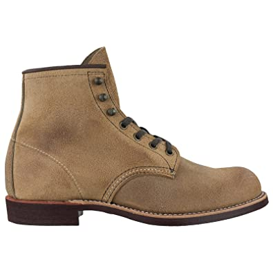 bebc9ad9aa4 Amazon.com | Red Wing Mens Blacksmith 3344 Leather Boots | Boots