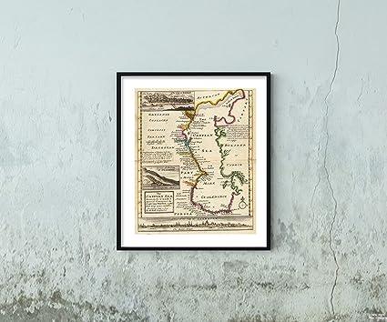 Amazon.com: Map|World Atlas, Caspian Sea, Terky, Derbent ... on world map hawaiian islands, world map yellow sea, world map prime meridian, world map black sea, world map isis, world map canton, world map united states, world map tertia, world map indian ocean, world map middle east, world map egypt, world map athens, world map on fire, world map baltic, world map empire, world map michigan, world map tigris, world map southeast asia, world map aerial, world map alpha,