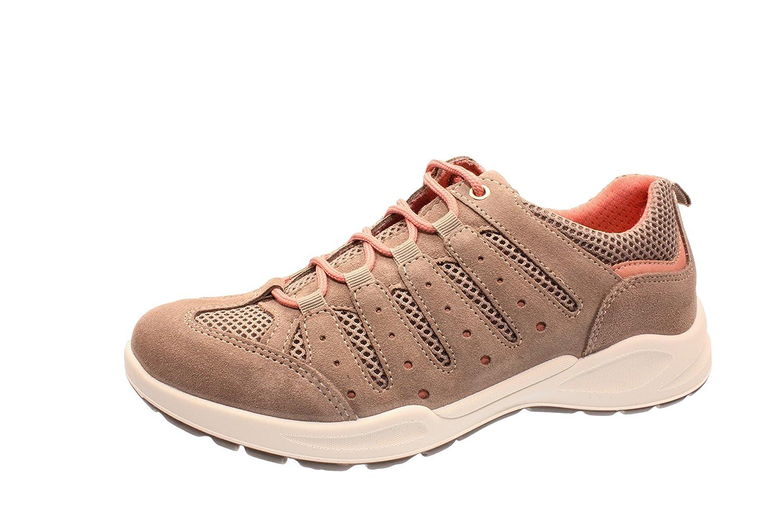 Mujeres Zapatos con cordones talpa/beige beige, (talpa/beige) 5782 36 EU