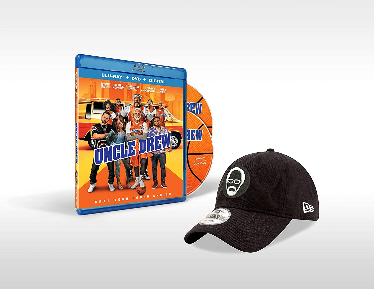 Amazon.com  Uncle Drew Blu-ray with Hat  Blu-ray   Movies   TV d43419b4747
