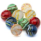 Kim'Play Spider 9021 Large Marbles (Set of 10)
