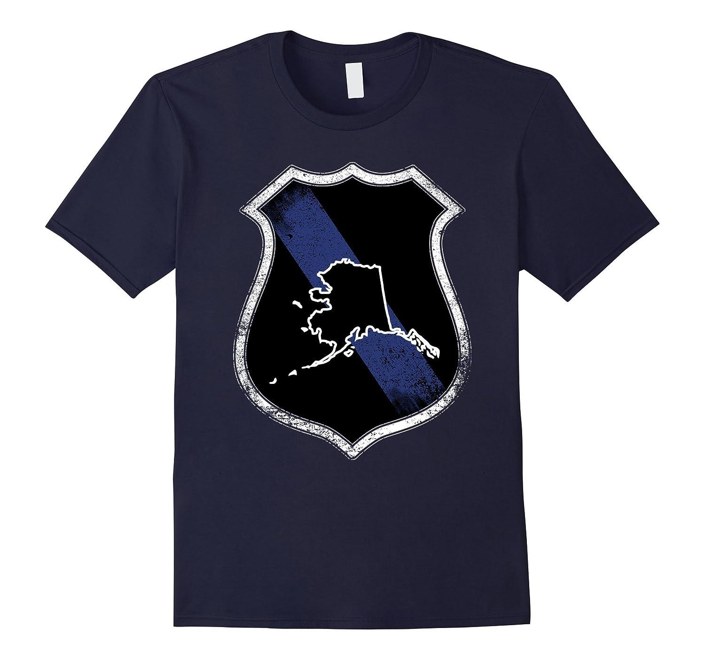 Alaska State Trooper Shirt Alaska State Trooper T Shirt-BN