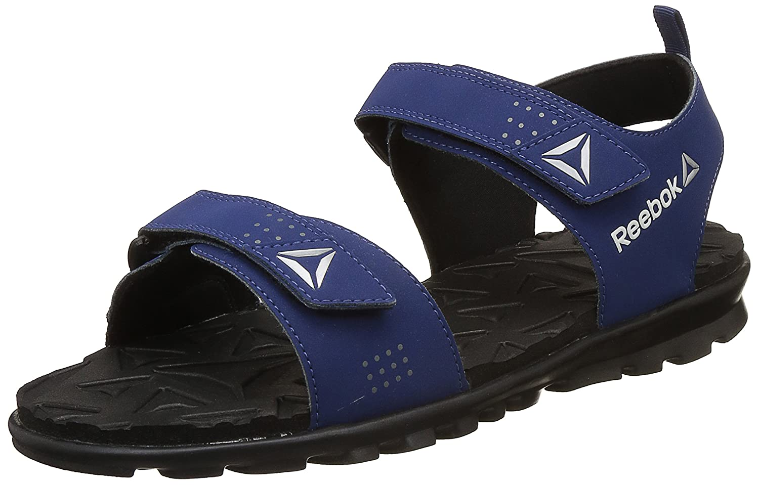 e5714e0c5 Reebok Men s Royal Flex Blue Yellow Metsil Wht Grey Sandals - 8 UK India  (42 EU)(9 US) (BS9658)  Buy Online at Low Prices in India - Amazon.in