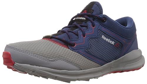 866d0148 Reebok - Zapatillas de nordic walking de Lona para hombre azul azul, color  azul, talla 45.5: Amazon.es: Zapatos y complementos