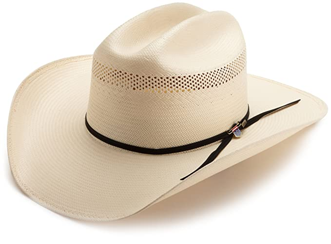 9aa4383720c Resistol Men s Ustrc Big Money Hat at Amazon Men s Clothing store ...