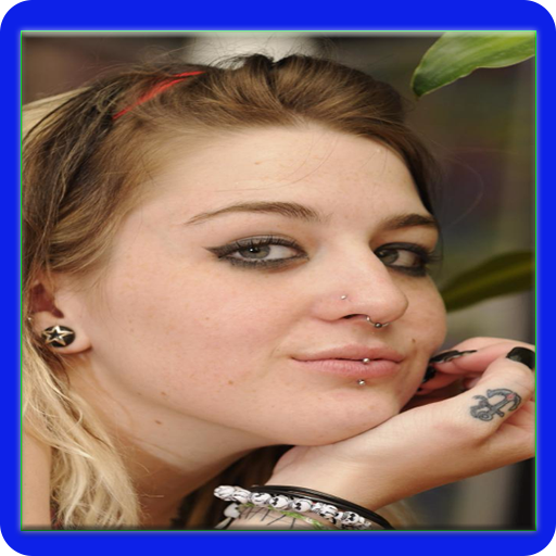 Free Piercing Photo Editor - Face Pictures Shapes Of Different