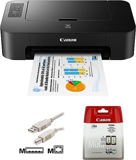 Canon PIXMA ts205 Inyección de Tinta de Impresora fotográfica ...