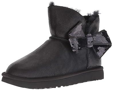 e07d4e4b41 Amazon.com | UGG Women's W Mini Sequin Bow Fashion Boot | Snow Boots