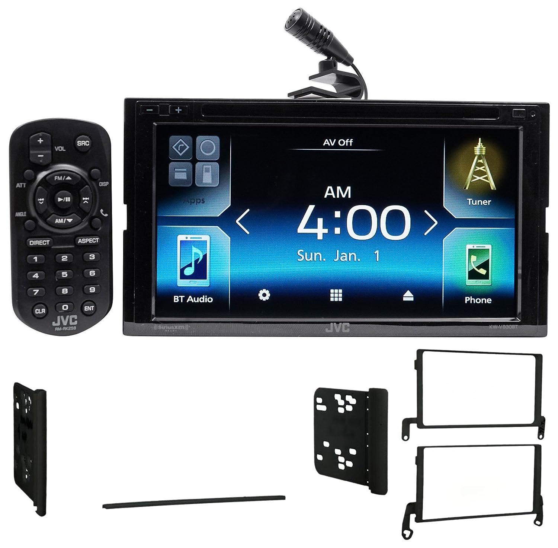 Amazon.com: 2004 Ford F-150 Heritage JVC Car DVD Bluetooth Receiver Android/Carplay/Dual USB: Car Electronics