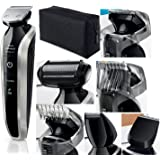 Philips Norelco All-in-1 Turbo Head to Toe Grooming Kit Multigroom Pro 110-220 International Worldwide Dual Voltage