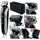 Philips Norelco All-in-1 Turbo Head to Toe Grooming Kit Multigroom Pro 110-220 International Worldwide Dual Voltage